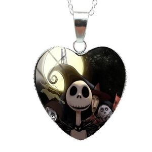 Jack Skellington Necklace (Q23)